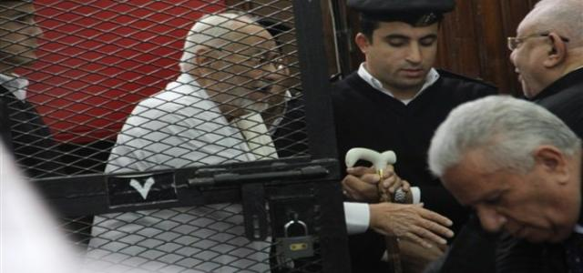Coup Authorities Move Seriously Ill Muslim Brotherhood Leader Akef to Toughest Prison