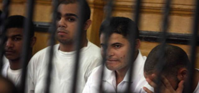 Alexandria court adjourns Khaled Saeed's trial