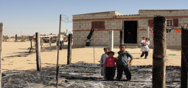 Rights Group: 64 Children Killed in Sinai in 2017 by Armed Groups, Army and Police