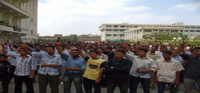 Egypt: 9000 Students Join Free Student Union Elections