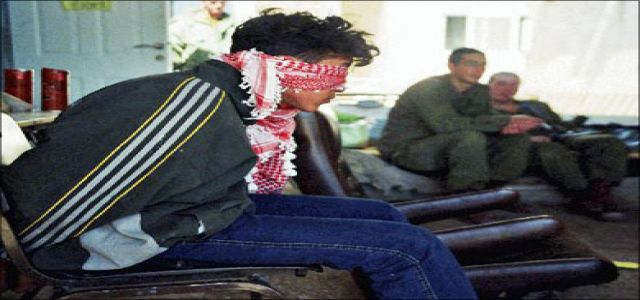 Palestinian prisoner smashes her head against cell wall to get rid of pain