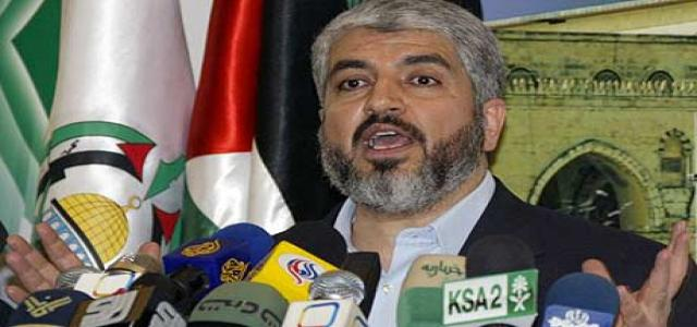 Hamas Leader: Palestinian Liberation More Important Than Statehood