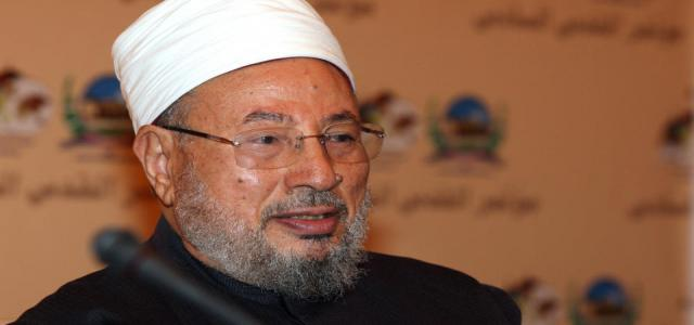 Qaradawi calls on Egypt to ignore sectarian plots