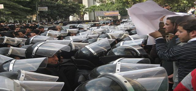 EMHRN denounces the repression of Democracy Activists in Egypt
