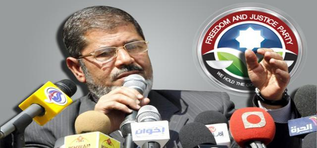 Dr. Morsi: New Parliament Formation Will Be All-Inclusive