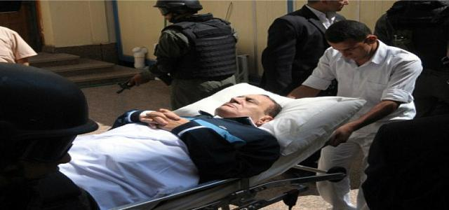 Parliament's Health Committee Visits Tora Prison Hospital to Prepare for Mubarak's Transfer
