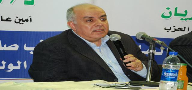 Egypt's Democratic Alliance Recognizes Syrian National Council As Representative of Syrian People