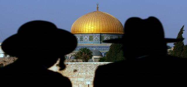 Al-Aqsa, the ultimate red line