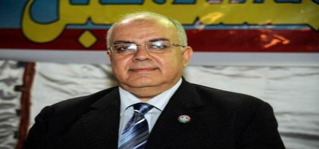 Darrag: Drafting of Egypt's Constitution End of This Week