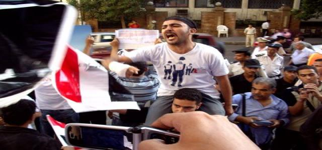 April 6 Youth Say Mubarak's Remarks Are a Prelude for Electoral Fraud