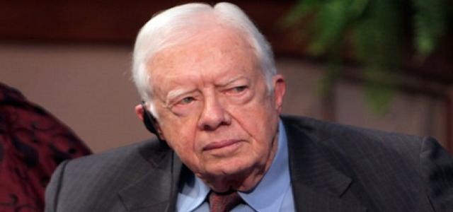 Jimmy Carter: I trust Egypt's Muslim Brotherhood