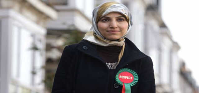 Respect candidate spearheads quiet revolution to get Muslim women involved in politics