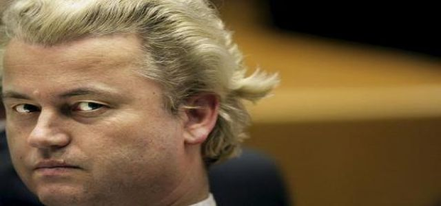 Open Letter to Islamophobe Dutch MP Geert Wilders