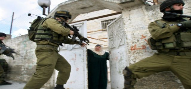 IOF troops round up 15 citizens, reinforce presence in OJ