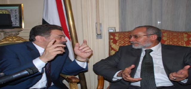 MB and Wafd Party asserts  no deals made with government