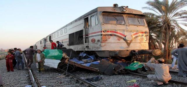 Freedom and Justice Party Mourns Victims of Dahshur Train Accident