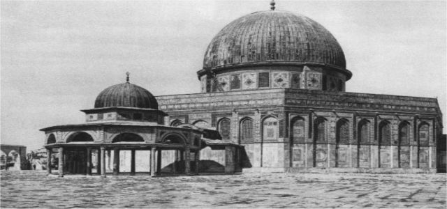 Promoting the Dome of the Rock as Jewish heritage