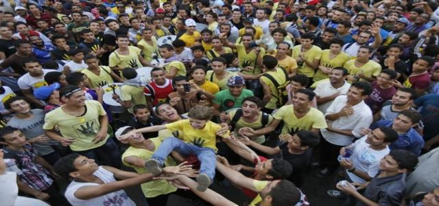 Anti-Coup National Alliance Calls 'Youth Are Mainstay of Revolution' Week Two