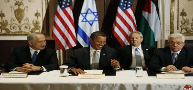 Failed Israeli-Palestinian Peace Talks May Sink Obama's Middle East Strategy