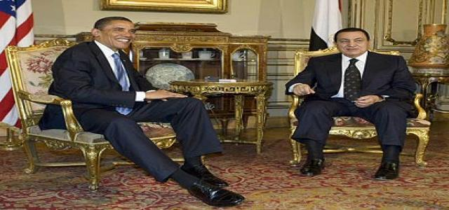 Obama's task on Egyptian democracy