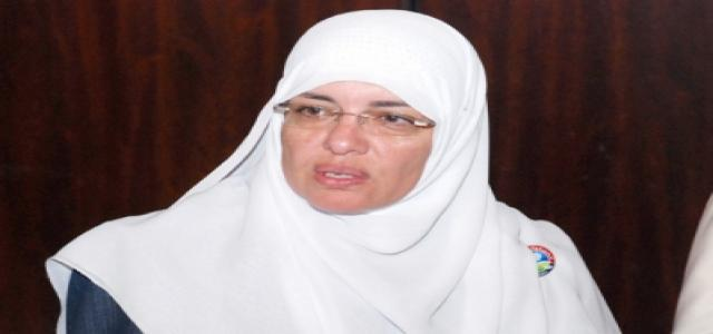 Azza Al-Garf Regrets Attacks on Freedom and Dignity of Women